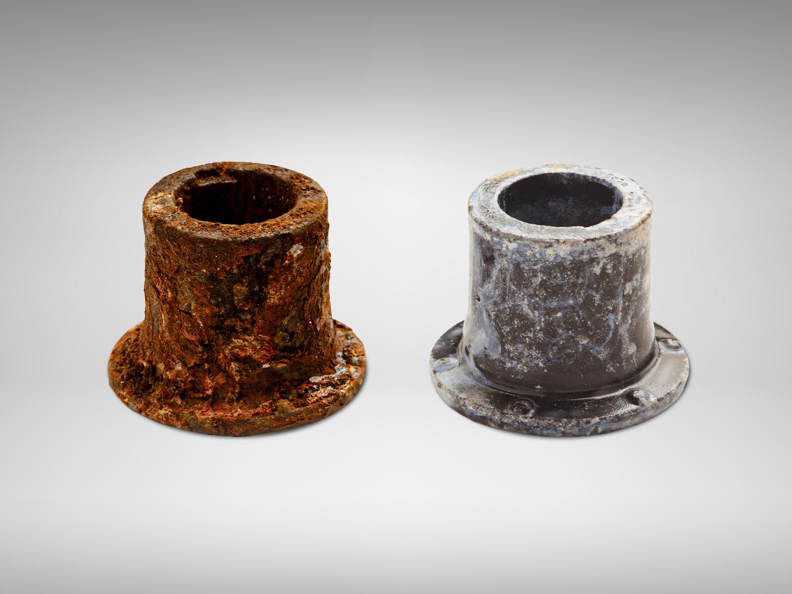 Huck Combats Corrosion