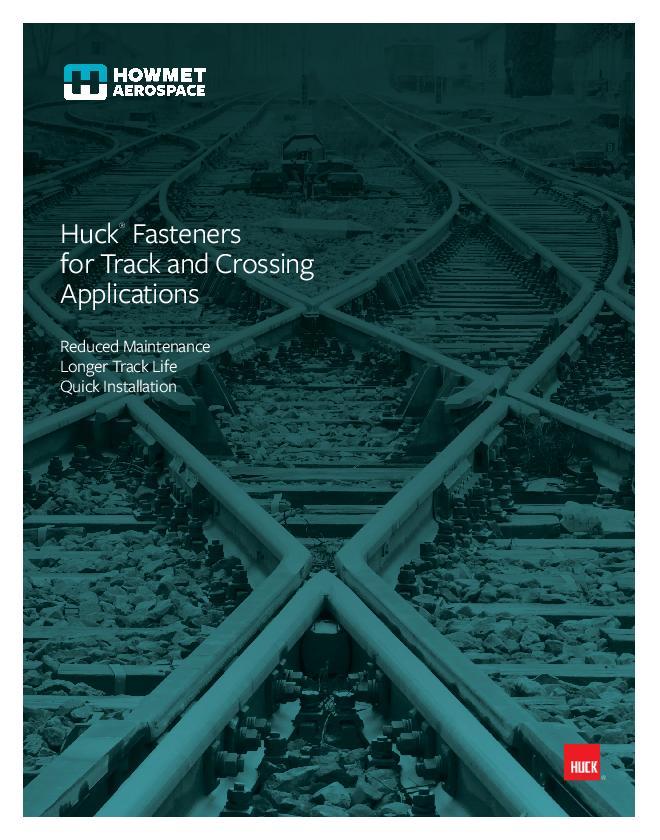 Huck Rail Brochure
