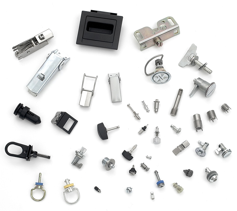 Quick release fasteners, latches, Keenserts and bespoke solutions: