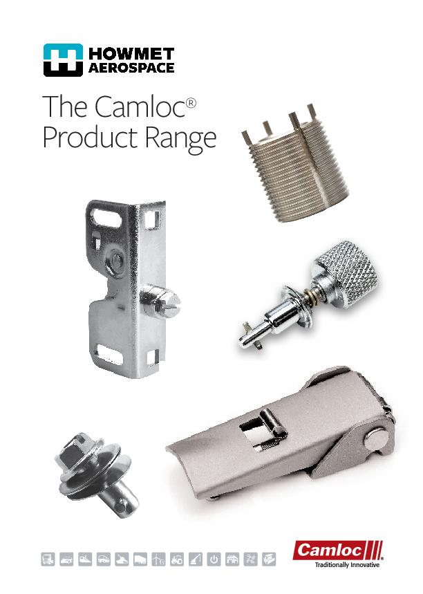Camloc Product Brochure EN