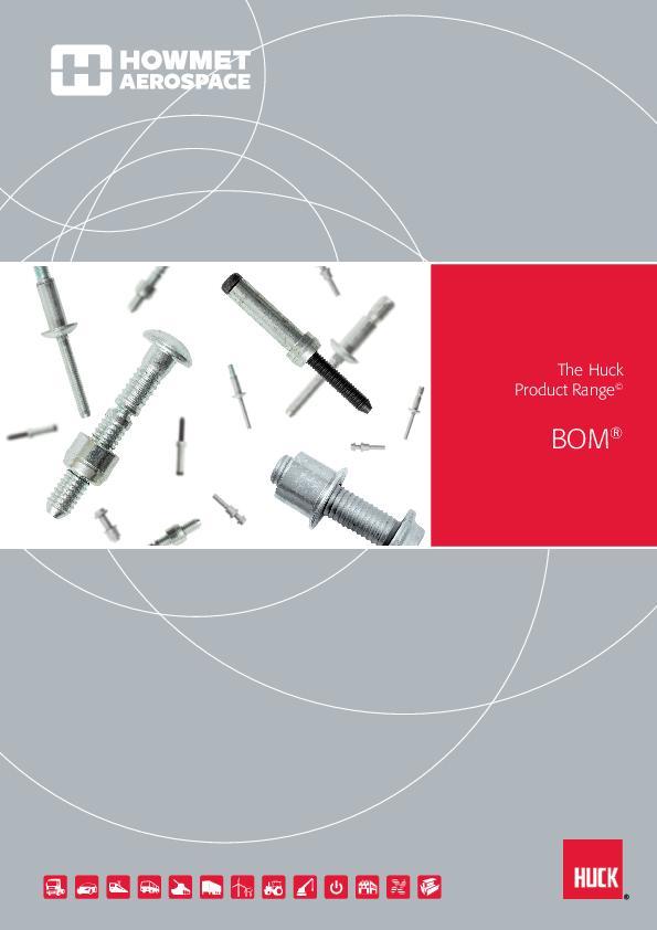 Huck BOM Blind Fastener EN/DE/FR