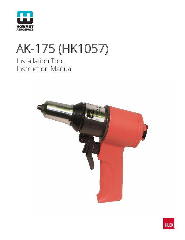 Howmet AK-175 HK1057