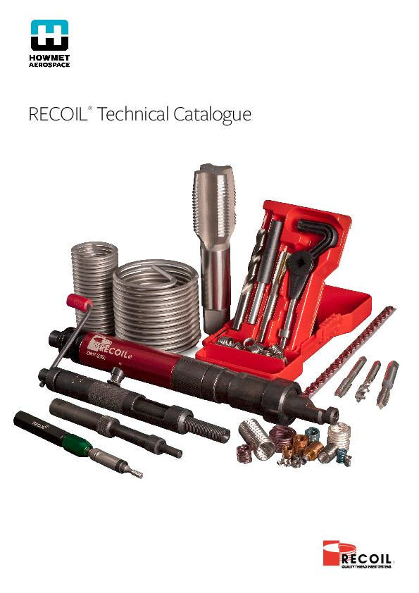 Recoil Technical Catalog
