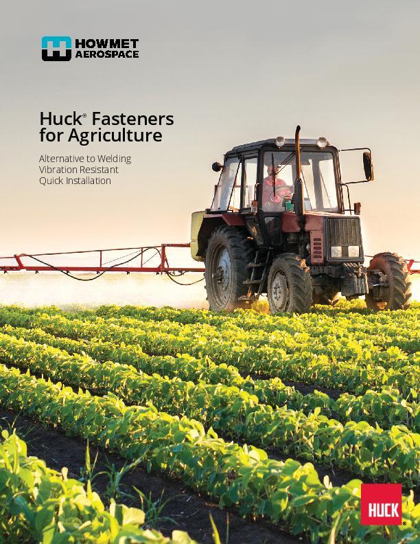 Huck Agriculture Brochure