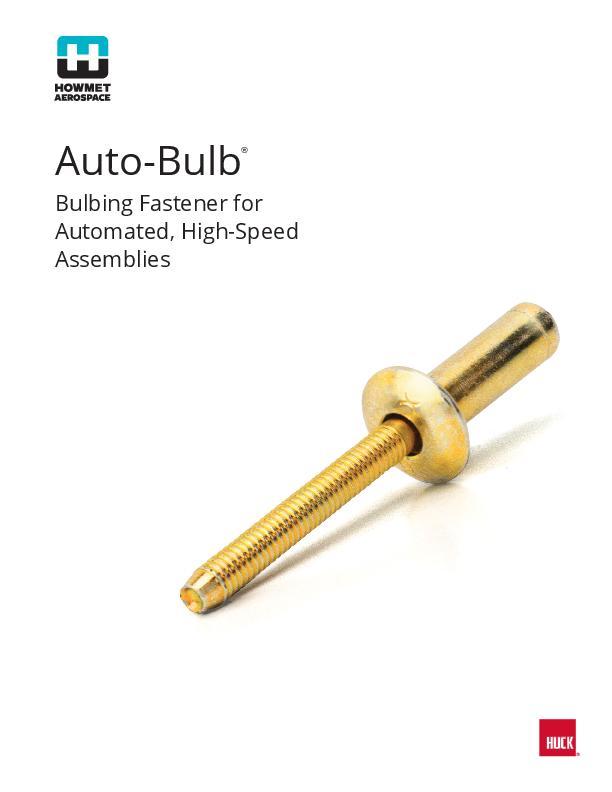 Huck Auto-Bulb Brochure