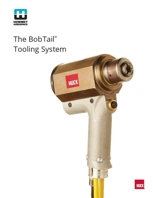 Huck BobTail Tooling Brochure