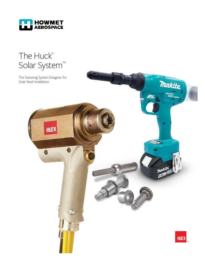 Huck Solar System Brochure